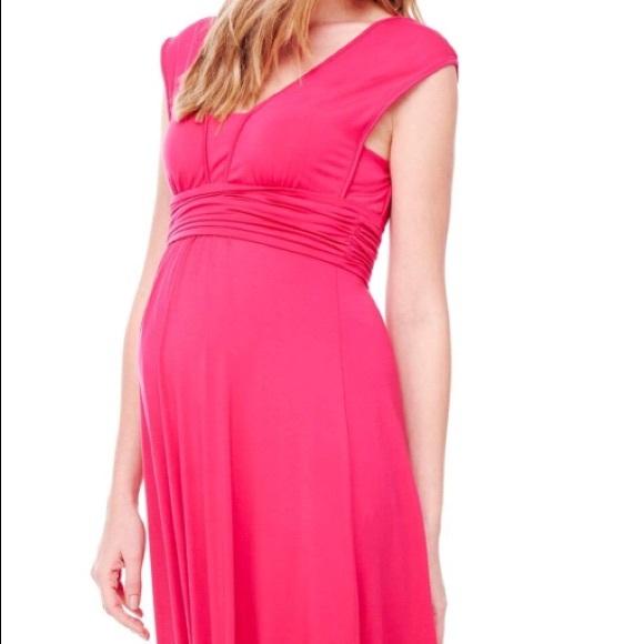 a24470ce5928 Ingrid & Isabel Dresses   Ingrid Isabel Empire Waist Maternity Maxi ...
